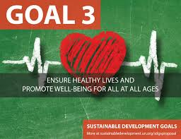 Goal 3 Ensure healthy lives and promote well-being for all at all ages