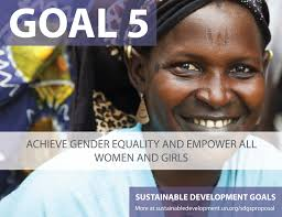 Goal 5 Achieve gender equality and empower all women and girls