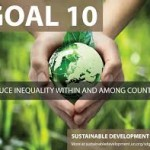 Goal 10 Reduce inequality within and among countries