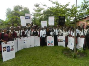 Naboye Secondary School Students