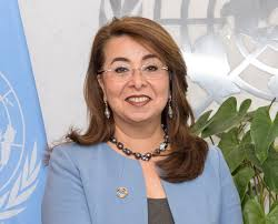 Ghada Waly, Executive Director of the United Nations Office on Drugs and Crime